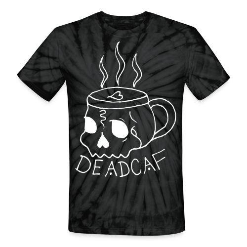 DeadCaf - Unisex Tie Dye T-Shirt