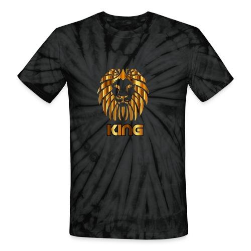 KING - Unisex Tie Dye T-Shirt