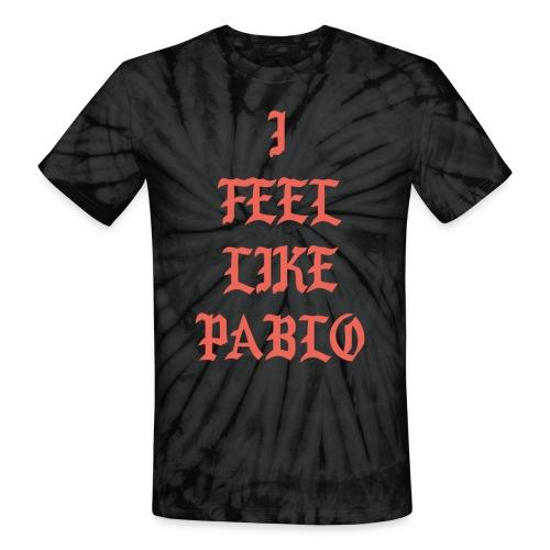 Pablo - Unisex Tie Dye T-Shirt