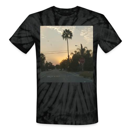 Rome Land - Unisex Tie Dye T-Shirt