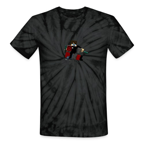 Batpixel Merch - Unisex Tie Dye T-Shirt