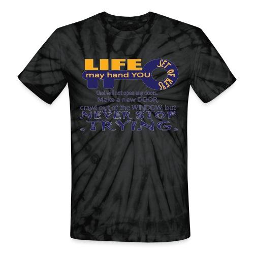 PJeans4 - Unisex Tie Dye T-Shirt