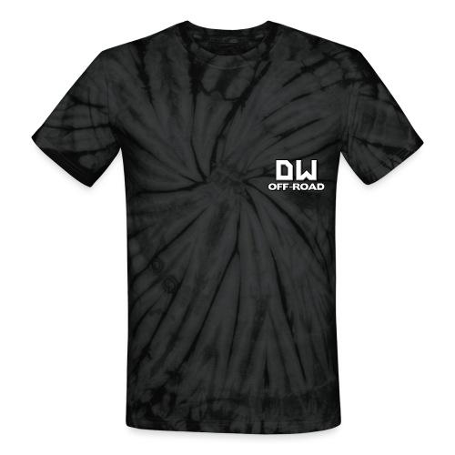 DW Off-Road Vehicles - Unisex Tie Dye T-Shirt