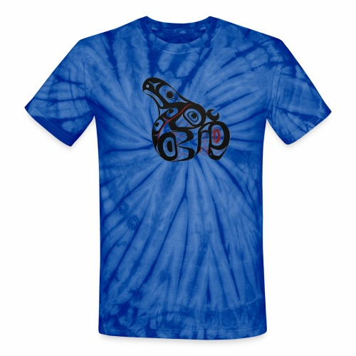 Killer Whale - Unisex Tie Dye T-Shirt