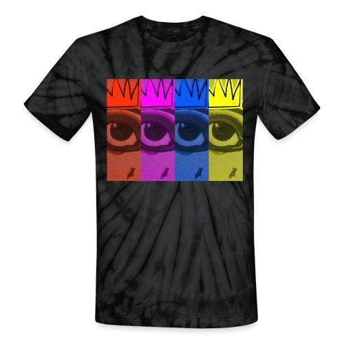 Eye Queen - Unisex Tie Dye T-Shirt