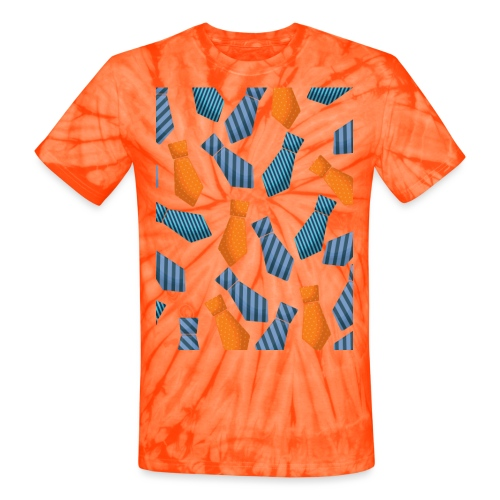 HAPPY FATHERS DAY - Unisex Tie Dye T-Shirt