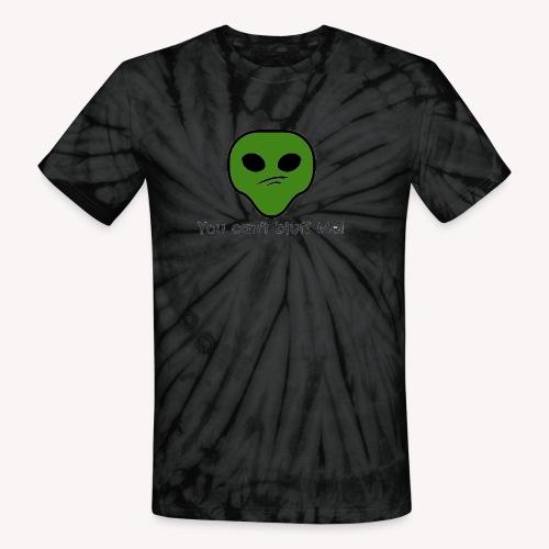 Bluff? NO NO NO - Unisex Tie Dye T-Shirt