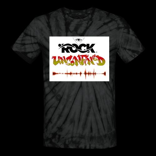 Eye Rock Unconfined - Unisex Tie Dye T-Shirt
