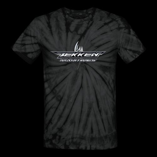 Tekken Maritimes Logo transparent - Unisex Tie Dye T-Shirt