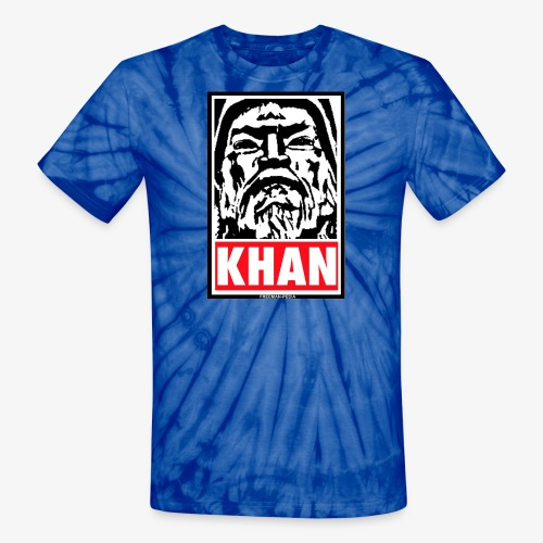 Obedient Khan - Unisex Tie Dye T-Shirt