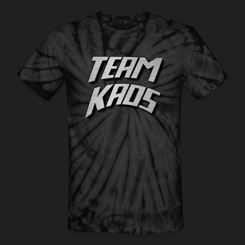 teamkaossteel4k png - Unisex Tie Dye T-Shirt