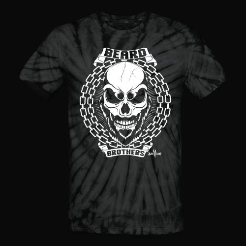 Beard Brothers T-shirt - Unisex Tie Dye T-Shirt