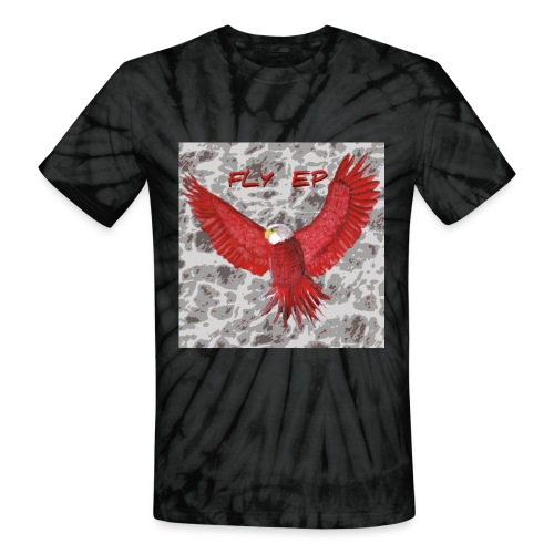 Fly EP MERCH - Unisex Tie Dye T-Shirt