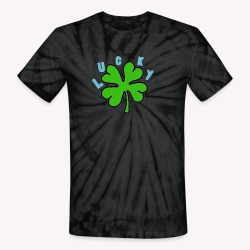Lucky - Unisex Tie Dye T-Shirt