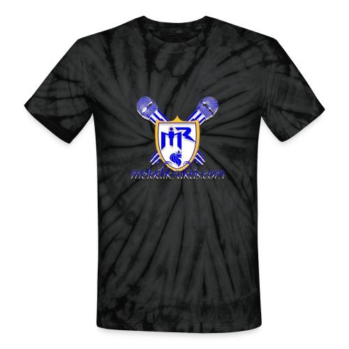 MR com - Unisex Tie Dye T-Shirt