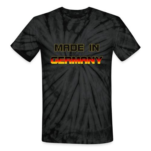 Made in Germany - Unisex Tie Dye T-Shirt