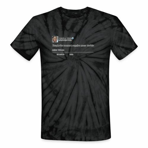 Covfefe - Unisex Tie Dye T-Shirt