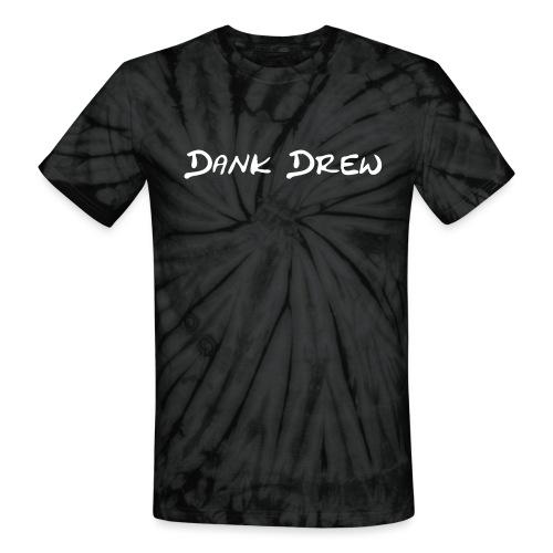 547 - Unisex Tie Dye T-Shirt