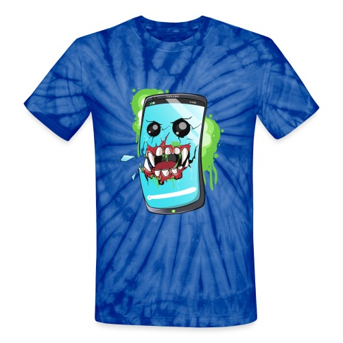 d12 - Unisex Tie Dye T-Shirt