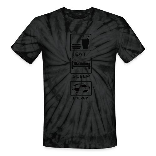 Football - Unisex Tie Dye T-Shirt