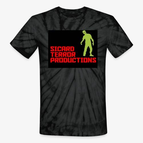 Sicard Terror Productions Merchandise - Unisex Tie Dye T-Shirt