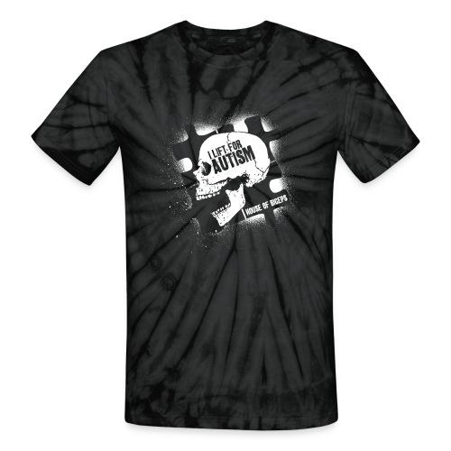 CLINT-HOB-large - Unisex Tie Dye T-Shirt