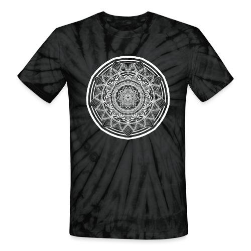 Circle No.1 - Unisex Tie Dye T-Shirt