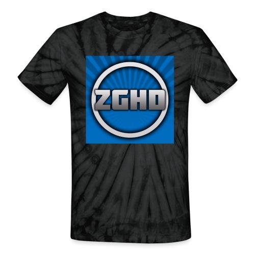 ZedGamesHD - Unisex Tie Dye T-Shirt