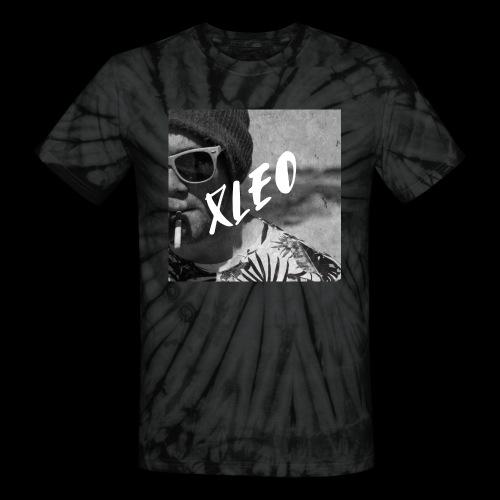 Xleo - Unisex Tie Dye T-Shirt