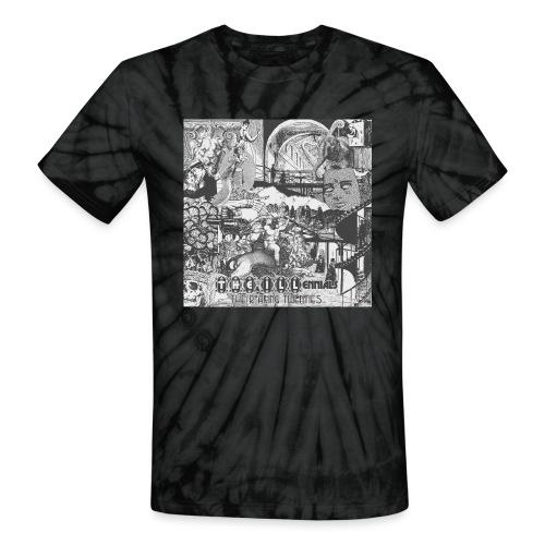 THE ILLennials - The Roaring Twenties - Unisex Tie Dye T-Shirt
