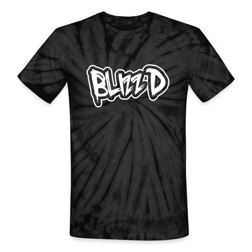 Blizz D - Unisex Tie Dye T-Shirt