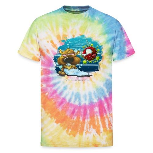 the tragic of life - Unisex Tie Dye T-Shirt