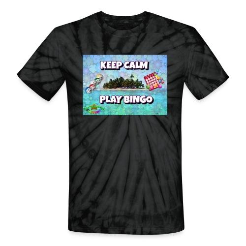 SELL1 - Unisex Tie Dye T-Shirt