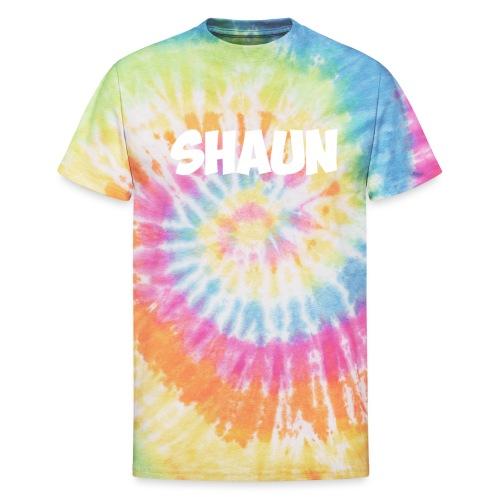 Shaun Logo Shirt - Unisex Tie Dye T-Shirt