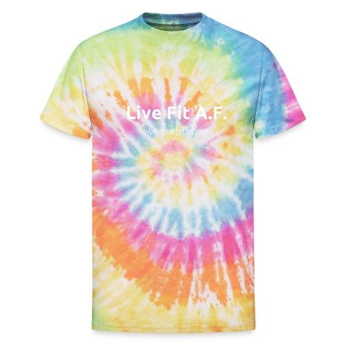 COOL TOPS - Unisex Tie Dye T-Shirt