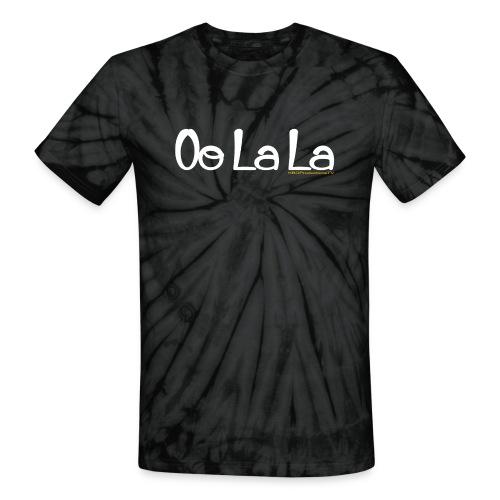 Oo La La - Unisex Tie Dye T-Shirt