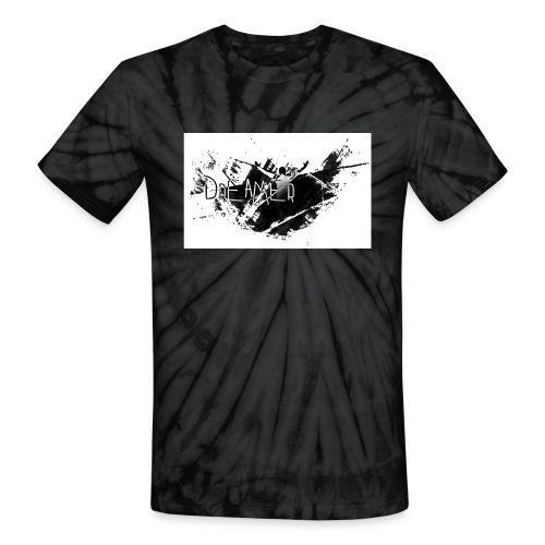 Dreamer - Unisex Tie Dye T-Shirt