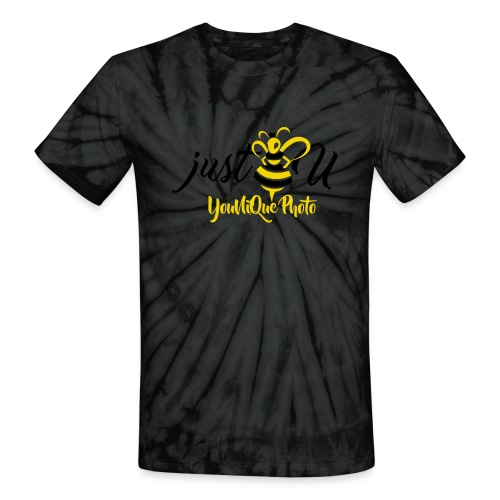 BeeYourSelf - Unisex Tie Dye T-Shirt