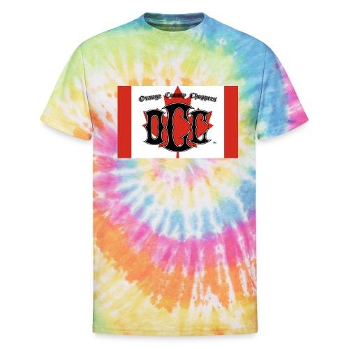 OCC Canada - Unisex Tie Dye T-Shirt