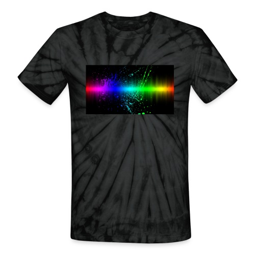 Keep It Real - Unisex Tie Dye T-Shirt