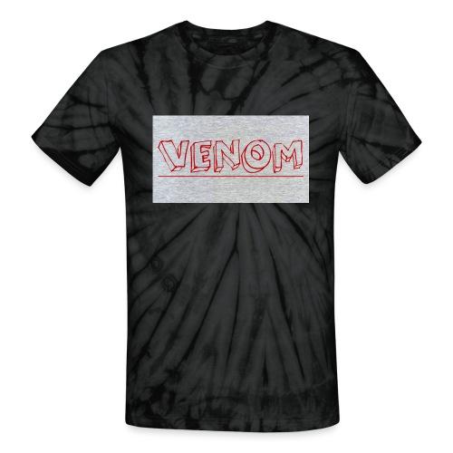 Venom - Unisex Tie Dye T-Shirt