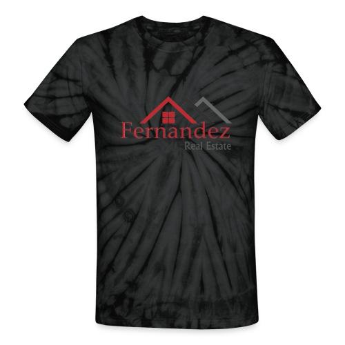 Fernandez Real Estate - Unisex Tie Dye T-Shirt