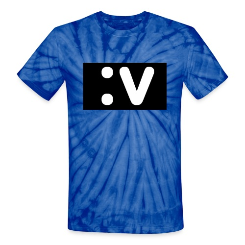 LBV side face Merch - Unisex Tie Dye T-Shirt