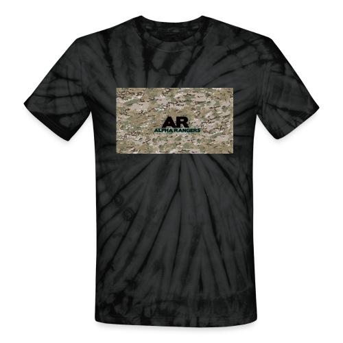 Alpha Ranger Apperal - Unisex Tie Dye T-Shirt