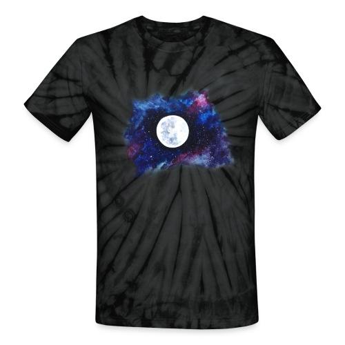 moon shirt - Unisex Tie Dye T-Shirt