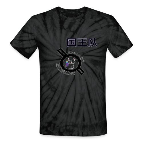 OutofLine x KingTeam 2 - Unisex Tie Dye T-Shirt