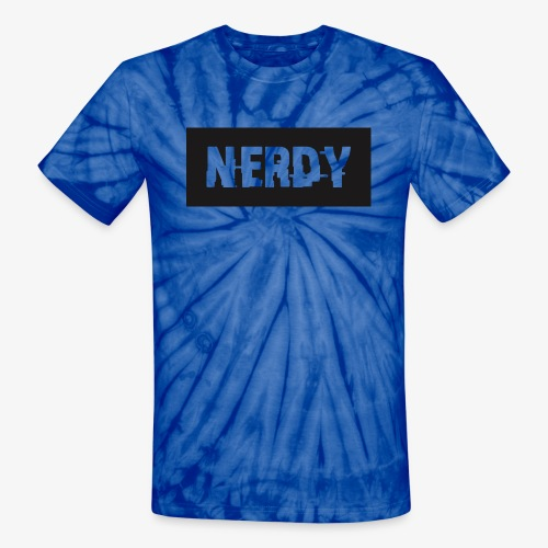 NerdyMerch - Unisex Tie Dye T-Shirt