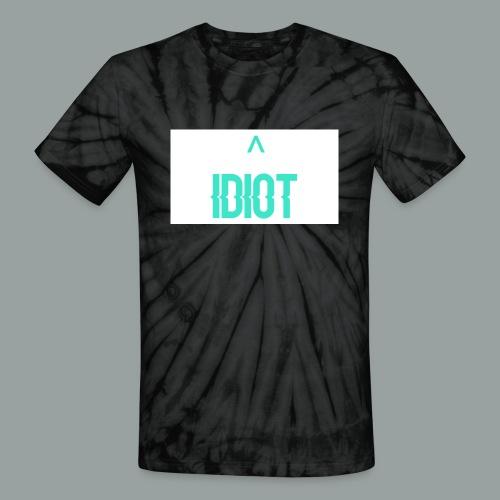 Idiot ^ - Unisex Tie Dye T-Shirt