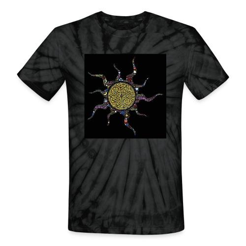 awake - Unisex Tie Dye T-Shirt