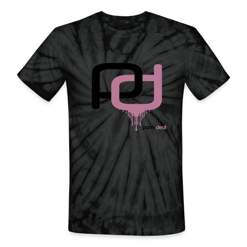 Logo Shirt - Unisex Tie Dye T-Shirt